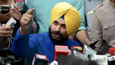 Navjot Singh Sidhu Resigns as Punjab Congress President