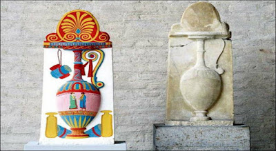 Η Ταφική Στήλη της Παραμυθίου