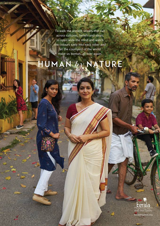 Human by Nature Kerala Tourism
