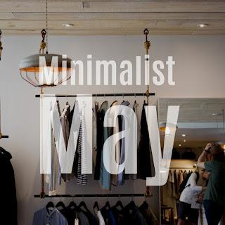 Capsule Wardrobe - Minimalist May @semibalancedmama
