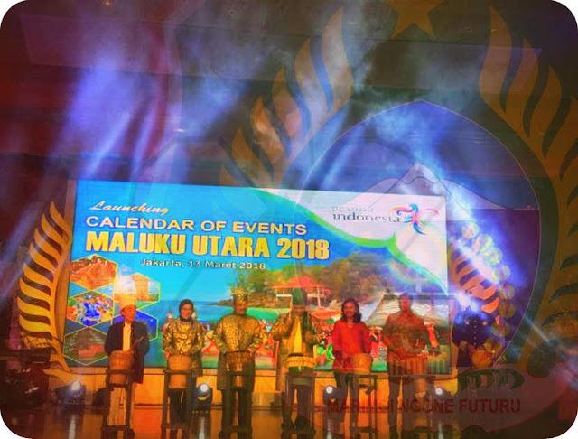 Maluku Utara Siapkan 33 Event Pariwisata pada 2018