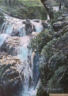 Cascate del Vallone delle Ferriere