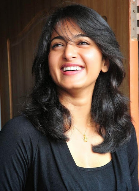 Anushka Shetty in Black Top ~  Exclusive.jpg (13).jpg