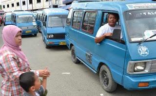 Tips Aman Naik Kendaraan Umum