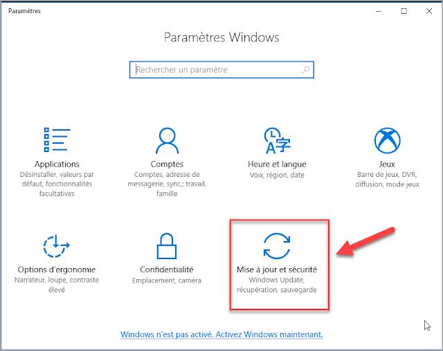Réinitialiser, récupérer, Restaurer, Réparer, Sortie usine, remettre à zéro, Windows 10, supprimer l'ensemble des applications, paramètres par défaut, conserver vos fichiers, supprimer vos fichiers, Réparer Windows 10 sans perdre ses données, Réparer Windows 10 sans formater, trucs et astuces, administration.