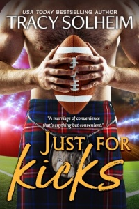 Just for Kicks (Tracy Solheim)