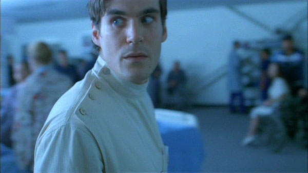 "Sean Maher in the Firefly episode ""Ariel"""