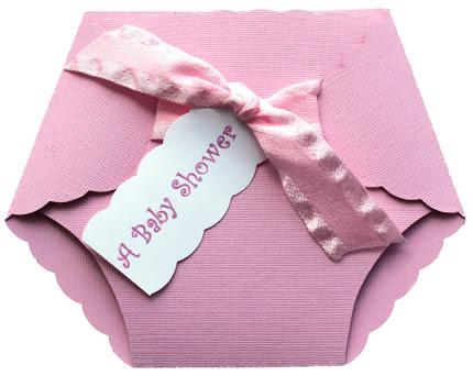 diaper template for baby shower favors - wilker do 39 s diy diaper baby shower invites
