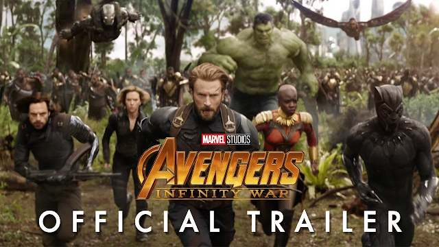 "5 things to notice in Marvel ""Avengers: Infinity War"" Movie HD Trailer"