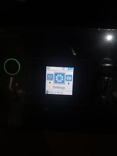 setting printer epson l5190