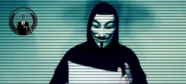 Anonymous declara la 'ciberguerra total' contra Trump