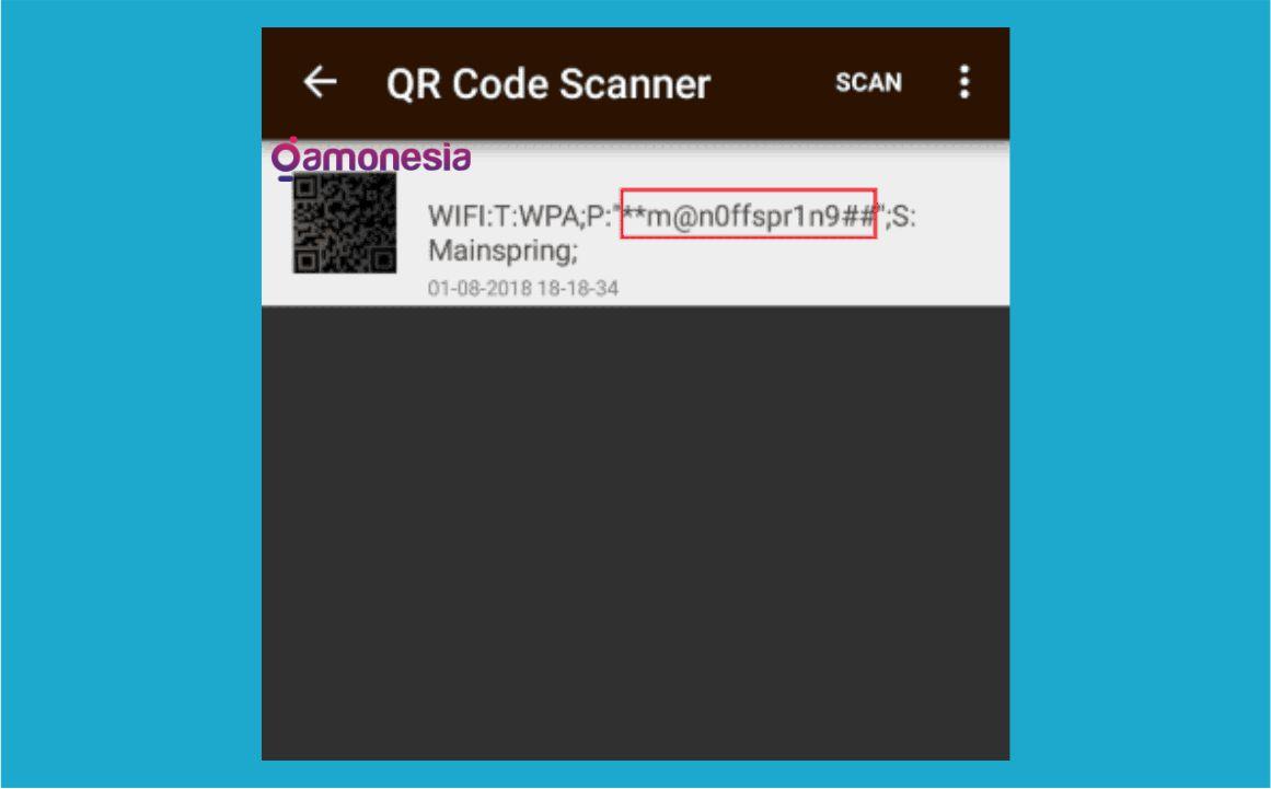 cara melihat password wifi di hp android yg sudah terhubung