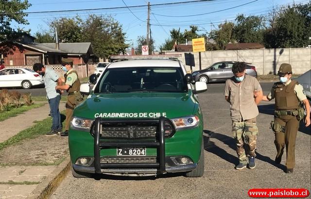 Osorno: Detenidos autores de robo a jardín infantil