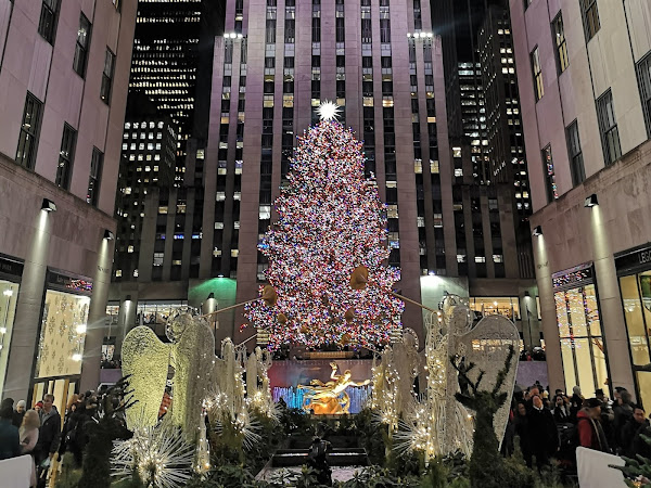 What to do in New York at Christmastime