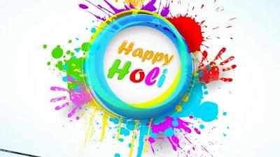 Happy Holi Image Download