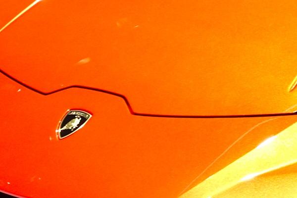 Lamborghini coupé 4 puertas eléctrico