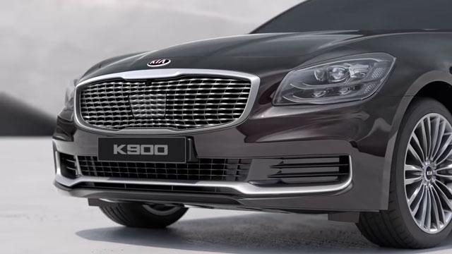 كيا كوريس (K900) موديل 2020