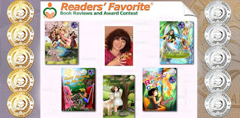 WINNERS OF THE READER'S FAVORITE CONTEST!