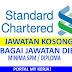 [HEBAHAN UMUM] Ratusan Pengambilan Jawatan Kosong Standard Chartered Sesi 2019 Di Seluruh Malaysia