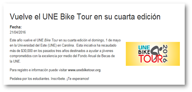 http://www.unebiketour.org/