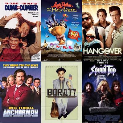25 Film Komedi Terbaik dan Terlucu Sepanjang Masa