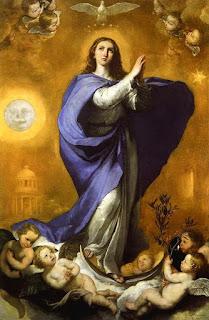 Inmaculada Concepción (1637) - José Ribera - Colección Harrach - Schloss Rohrau - Viena