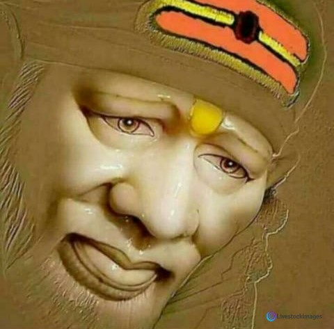 Sai baba Image for whatsapp DP