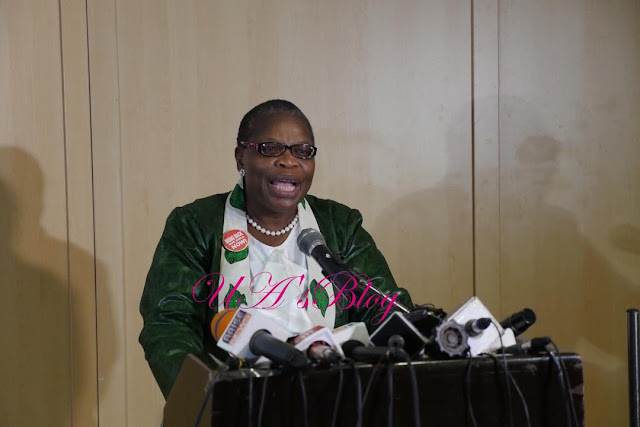 BREAKING: Confusion as Oby Ezekwesili Resigns from ACPN