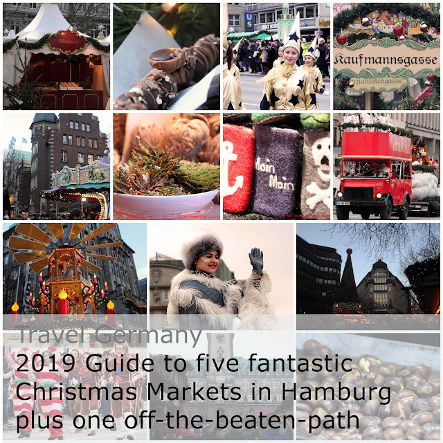 Five fantastic Christmas Markets in Hamburg plus one off the beaten path - 2019