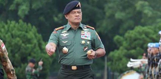 Gatot Nurmantyo Angkat Bicara Terkait Tabur Bunga Purnawirawan TNI Di TMP Kalibata