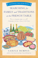 review of Searching for Family and Traditions at the French Table by Carole Bumpus