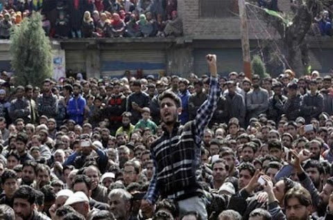 Pakistan, Kashmiris in IoK watch Black Day against India's unlawful occupation