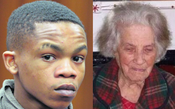 South African teenager found guilty for rape and murder of 95-year-old woman