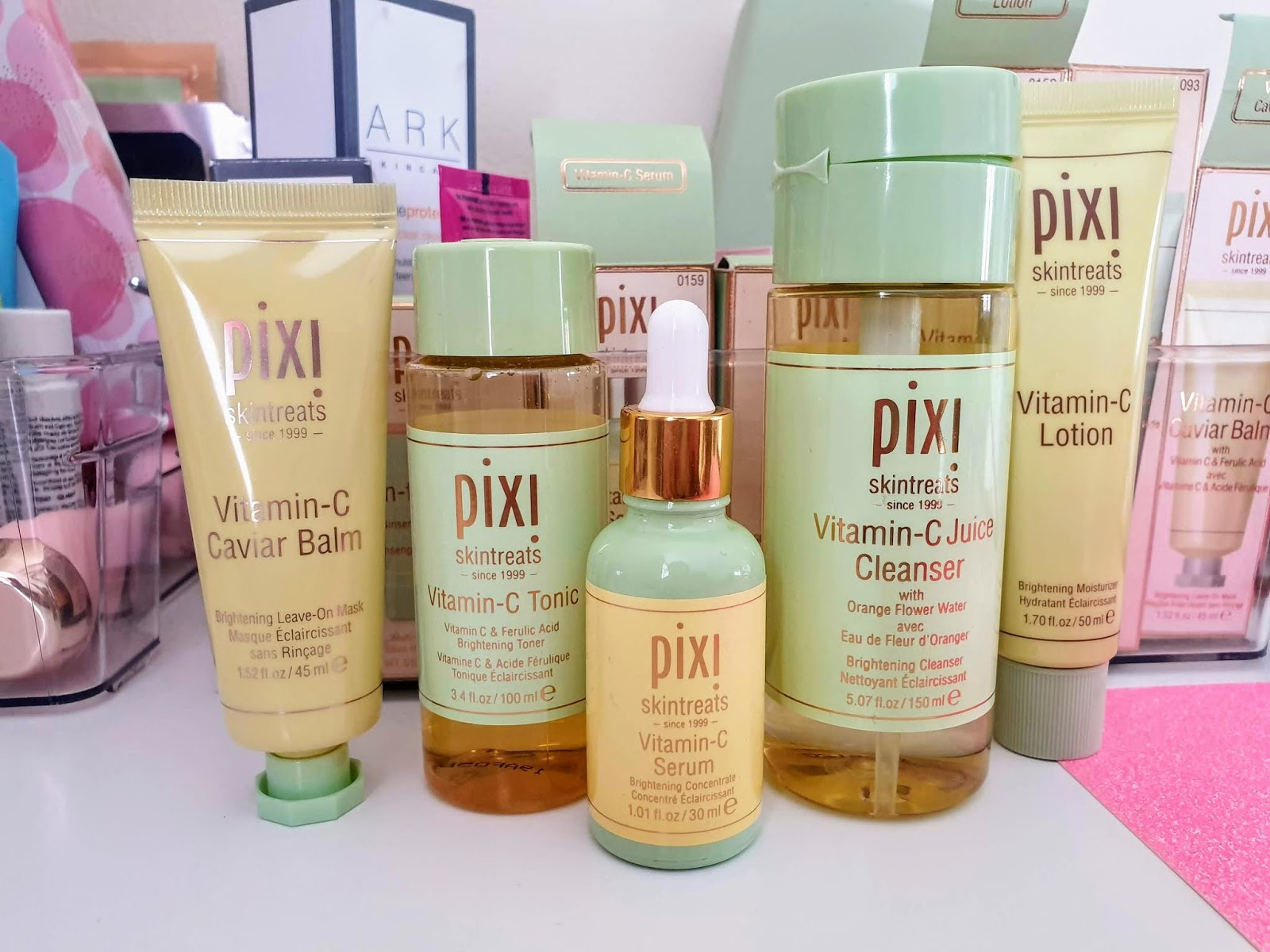 Pixi Vitamin C Collection  Review