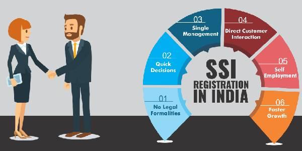 Representation on Online SSI Registration