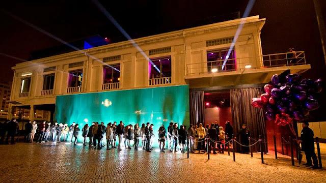 Balada Lux Frágil em Lisboa