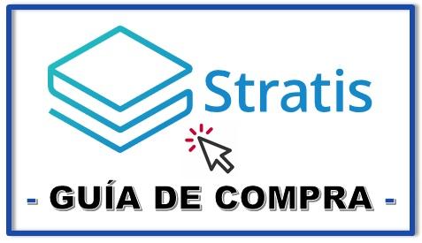 Cómo Comprar STRATIS STRAX COIN Guía Completa