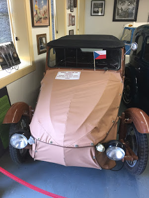 Heinkel Cars and Cabin Scooters