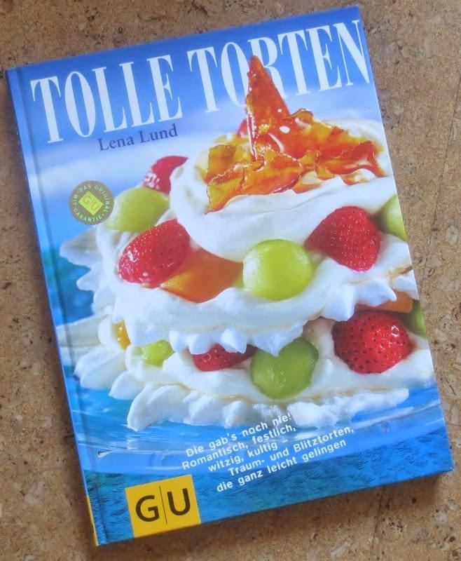 Buchcover Tolle Torten von Lena Lund