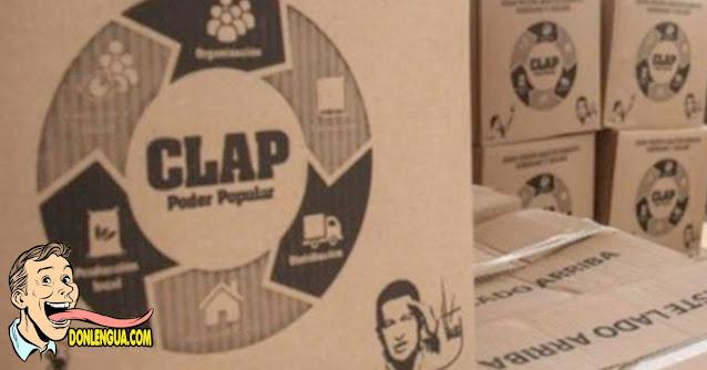 Amenazan co quitar las cajas CLAP a quienes no voten en las fraudulentas de Maduro