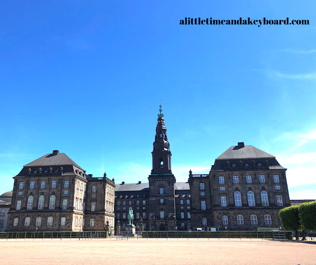 Christiansborg Palace is home to the Danish Parliament and Royal Reception Rooms.