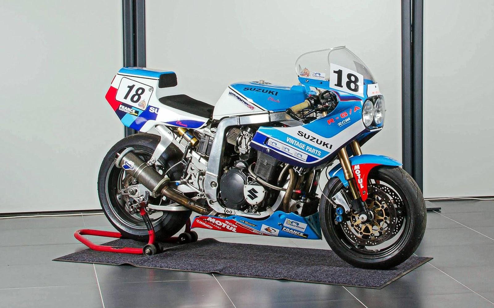 Suzuki Champion
