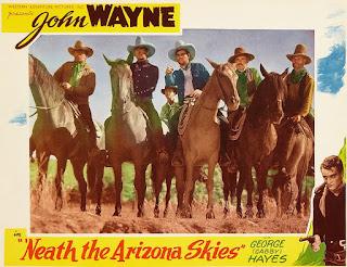 Película Bajo el cielo de Arizona Online