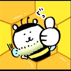 Joke Bear × Yamada Bee Farm