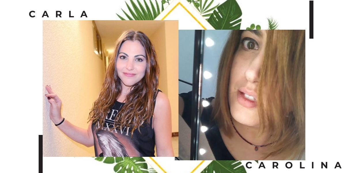 CARLA Y CAROLINA