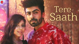 Tere Saath Lyrics | Simantinee | Dev Sen | Rivo | Aslam Khan