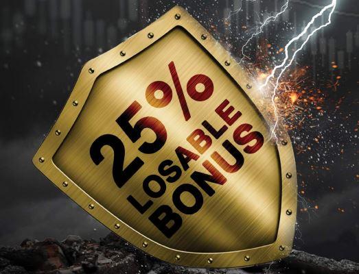 Etiq Markets 25% Deposit Bonus (Losable Bonus) - Tradable Bonus
