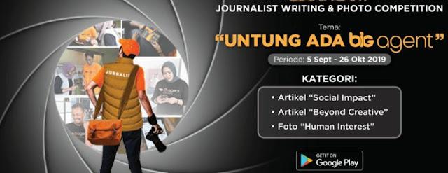 lomba (foto + menulis) for jurnalis