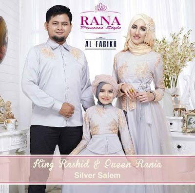 Model Batik Sarimbit Keluarga