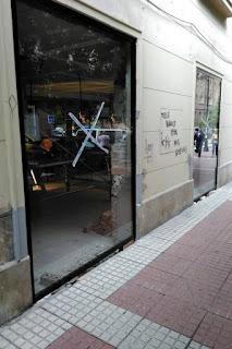 Cerramientos Zaragoza - Instalacion de escaparate